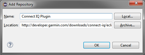 Programmer's Guide | getting-started | Connect IQ | Garmin Developers