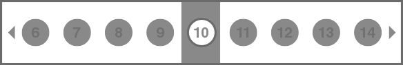 An illustration of the widget page loop